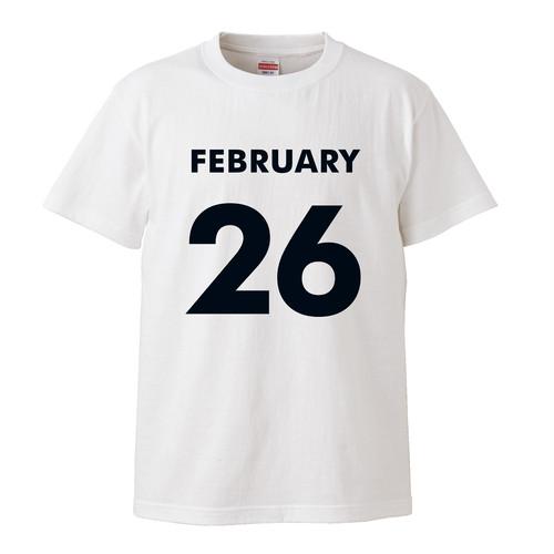 2月26日