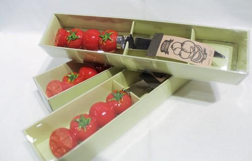 トマトのデザインナイフ