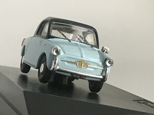 AUTOBIANCHI BIANCHINA CABRILET SOFT TOP 【1/43】【PROGETTOK、MADE IN ITALY】