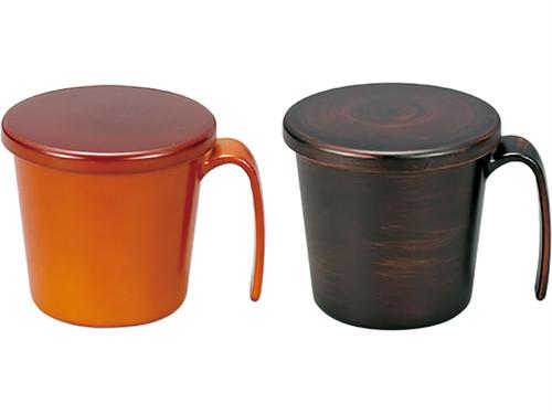 取手・フタ付きカップ 電子レンジ・食器洗浄機対応
