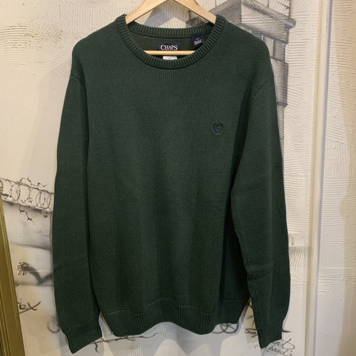 CHAPS one point knit