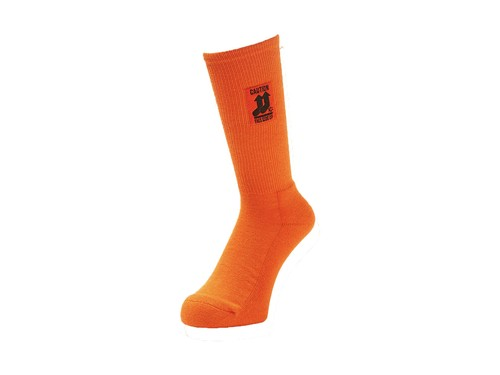 WHIMSY(ウィムジー) / THIS SIDE UP SOCKS -ORANGE-
