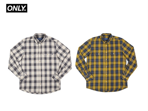 ONLY NY|Lodge Flannel Shirt