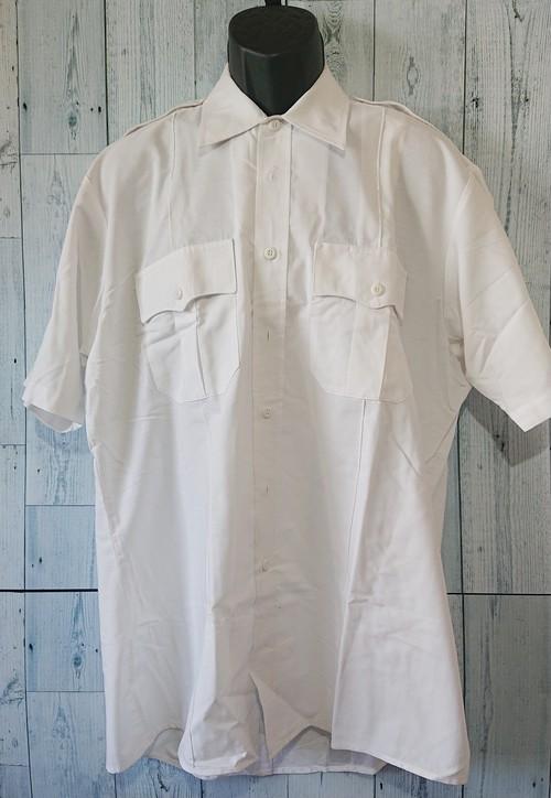 アメリカ輸入古着ワークシャツ 半袖☆アメカジ古着ファッション