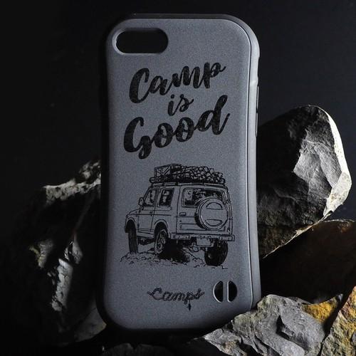 CAMPS iPhoneケース【CAMP is Good】Jimny