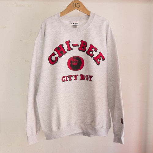 新入荷 Chi-bee College Sweat(Sand Lも入荷です)