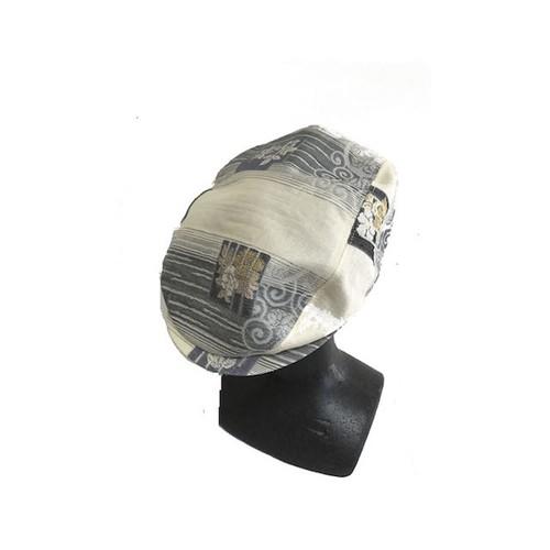 西陣織ハンチング帽HT0028  夏用サイズ M.S