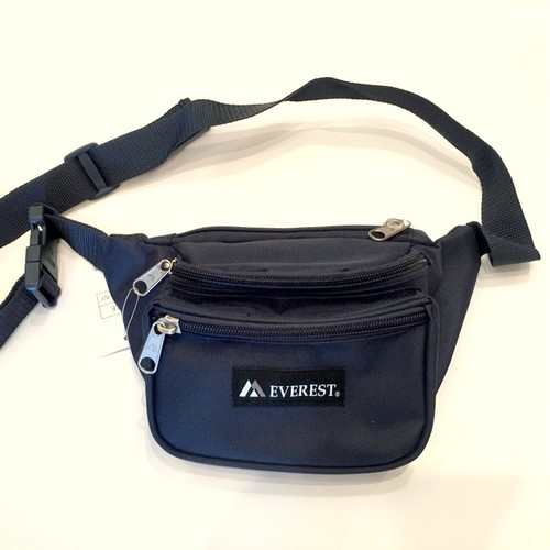 Sigunature Fanny Pack Standard Navy