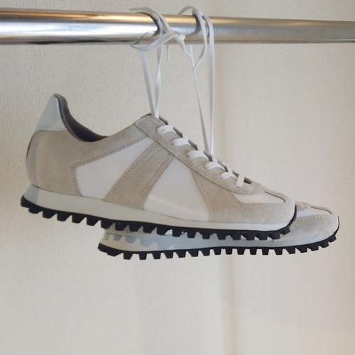 GERMAN TRAINER MARATHON type <WHITE>の商品画像8