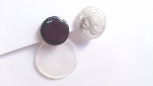 disk pierce/earring