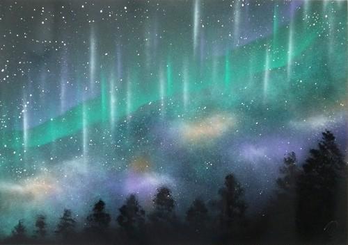 『心に刻む奇跡の景色』イエローナイフの思い出。