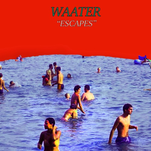 Waater - Escapes EP (CD)