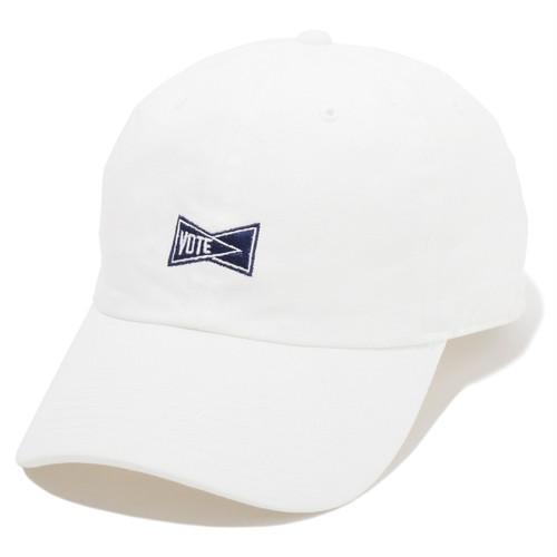 """16SS-K0008 """"VOTE/STARTER LOGO CAP"""" - WHITE"""