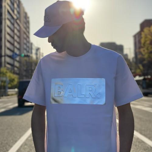 BALR / Silver club straaight t-shirt