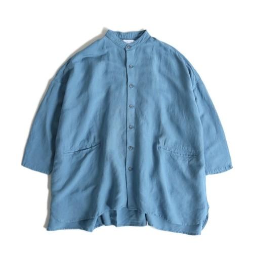 【SETTO】 L⇔R COAT (sax blue) セット レディース コート