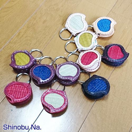 革×井草 コインケース キーホルダー 【Shinobu Na.】(sn-co-001)