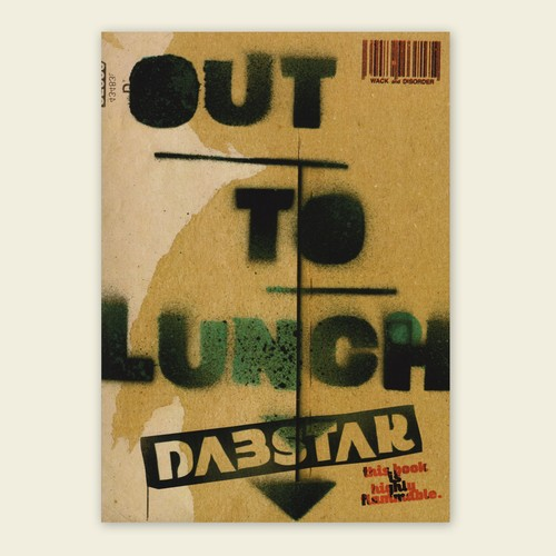 Dabstar/OUT TO LUNCH book