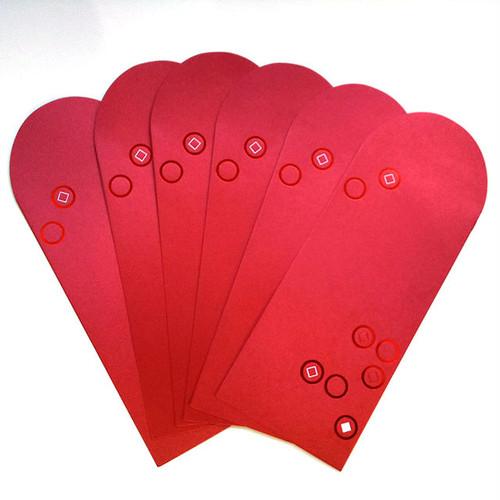 紅包袋(6枚入)E