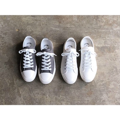ARMEN(アーメン) NAMC0701 LOW-CUT CANVAS SNEAKER