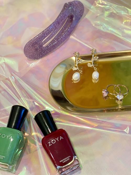rose pearl pierce(ローズパールピアス)
