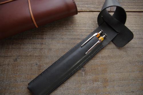 鞄につけるペンホルダー
