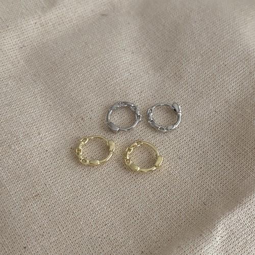 true(silver925/pierce)