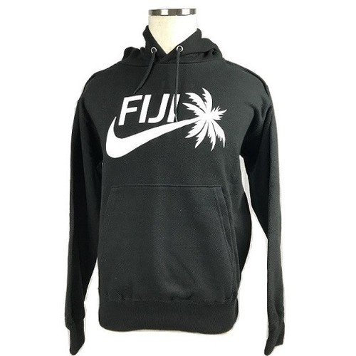 FIJI Pullover Hoody Black×White【Last One】