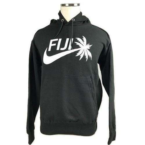 FIJI Pullover Hoody Black×White【Last One】