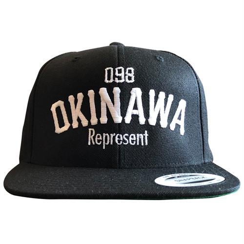 REP 098 SNAPBACK CAP / LIFEdsgn