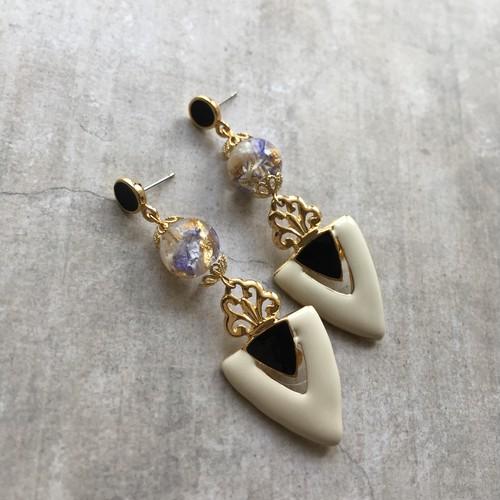 vintage jewelry NatuRピアス/イヤリング