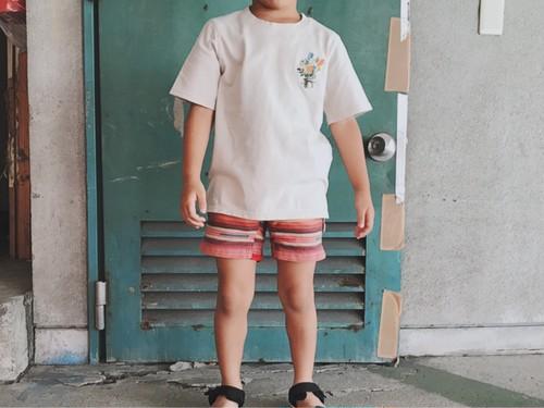 シシュウTシャツ[即納]