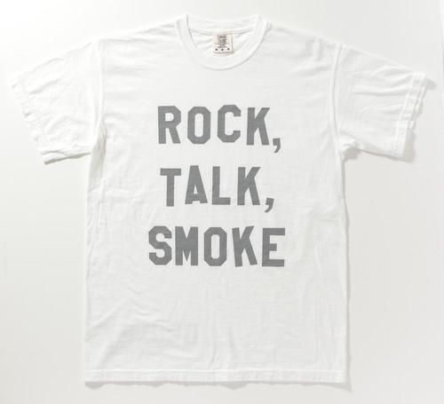 【NEW】RTS...D?  Tシャツ white