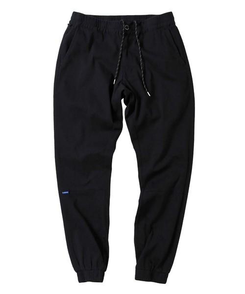 Lafayette STRETCH JOGGER PANTS / BLACK