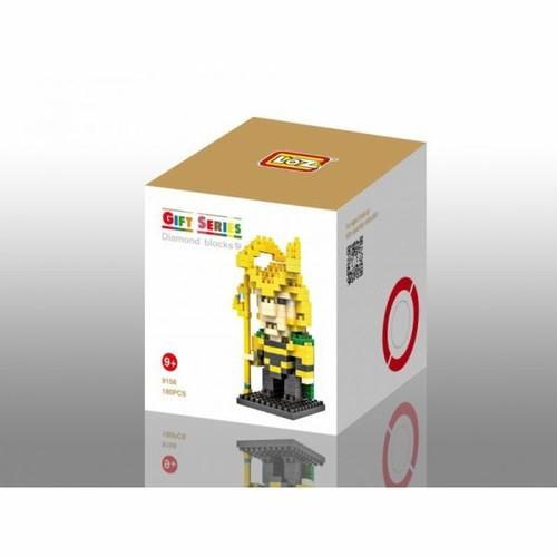 LOZ 9156 ダイヤモンドブロックス ロキ / Diamond blocks Loki 1個/180pcs