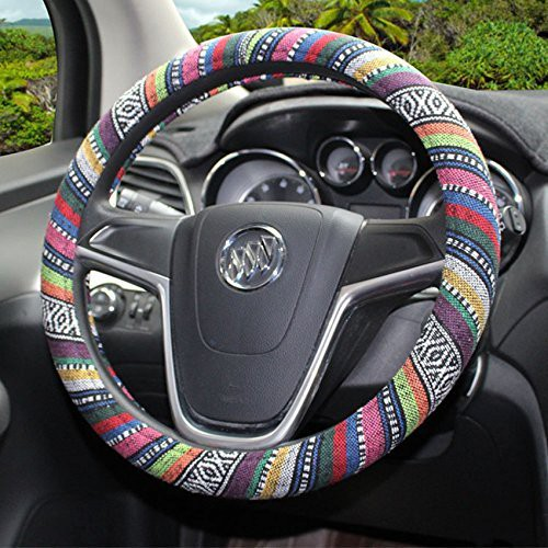 Allison steering wheelcover Prairies Stripe (オリソン・ハンドルカバー)
