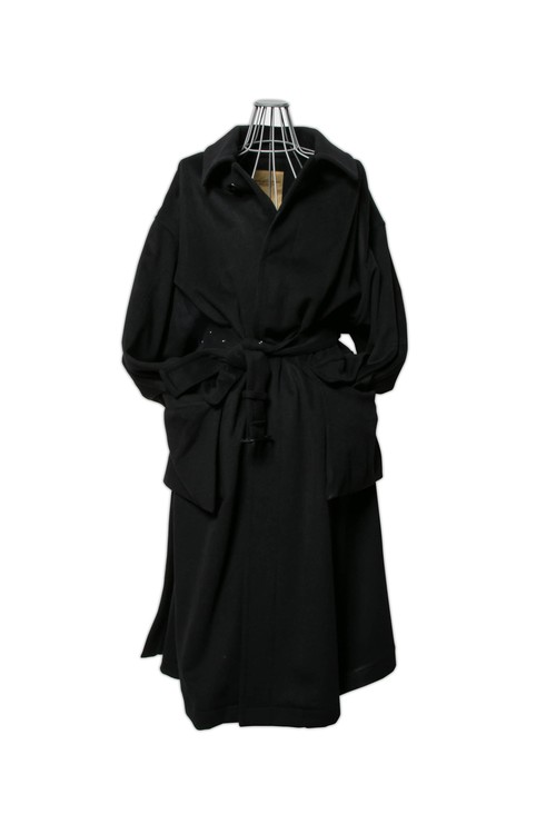 Robes&Confections limited by salon de GAUCHO long-coat(ladies)197