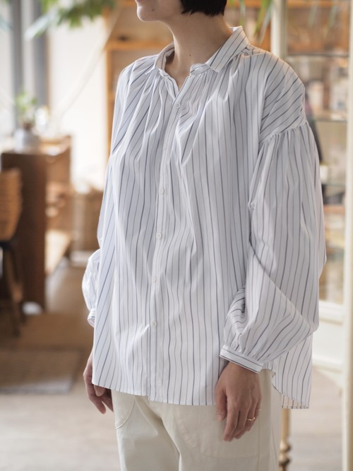 【MANON】STRIPE AMICAL SHIRT