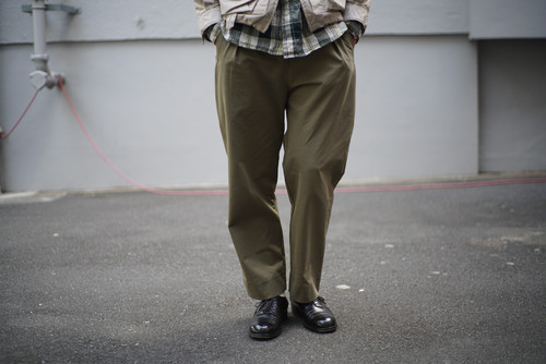 CURLY / NOMADIC TROUSERS