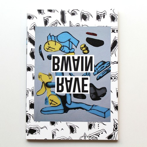 Lung/BWAIN RAVE zine