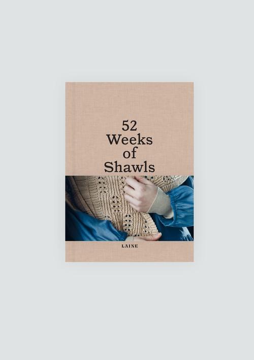52 Weeks of Shawls/ Laine Magazine