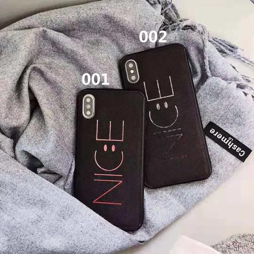 オリジナル iPhoneXSケース 個性 NICE柄 アイフォンXSマクスカバー ジャケット original iPhoneXRカバー ペア向け アイフォンX/8/7/6カバー