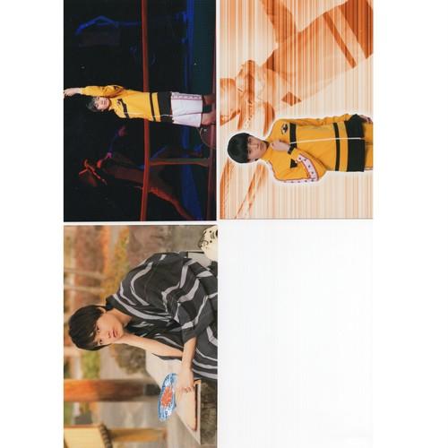 柳蓮二/水石亜飛夢 生写真 ミュージカル 『テニスの王子様』2ndシーズン 全国大会  青学vs立海