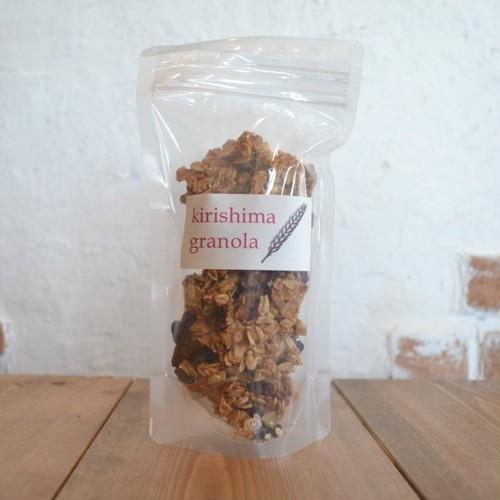 シナモンシュガーグラノーラ【kirishima granola】100g