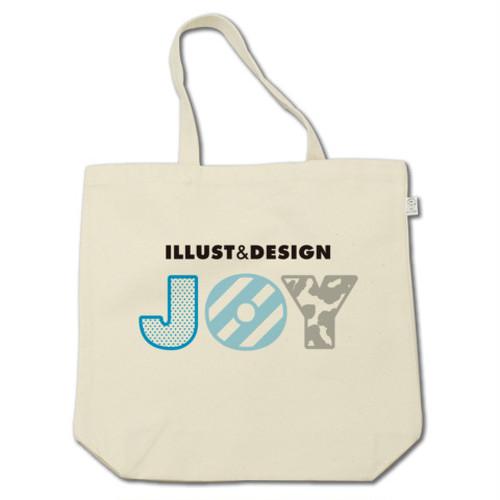JOY トートバック TT003 ロゴ