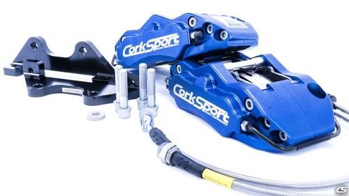 Corksport製 Stage1 Big Brake Kit