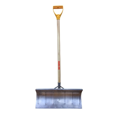 True Temper D-Handle Snow Pusher