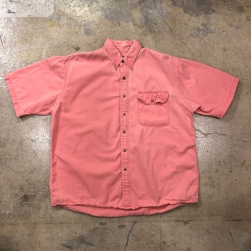 Land's End Pink Shirts