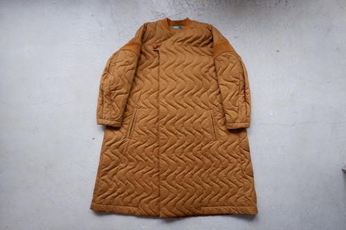 ohta camel quilt coat (camel / size:W2)