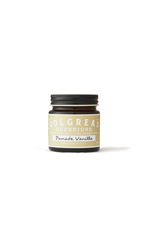 "COOLGREASE SUPERIORE ""Pomade, Vanilla mini"""