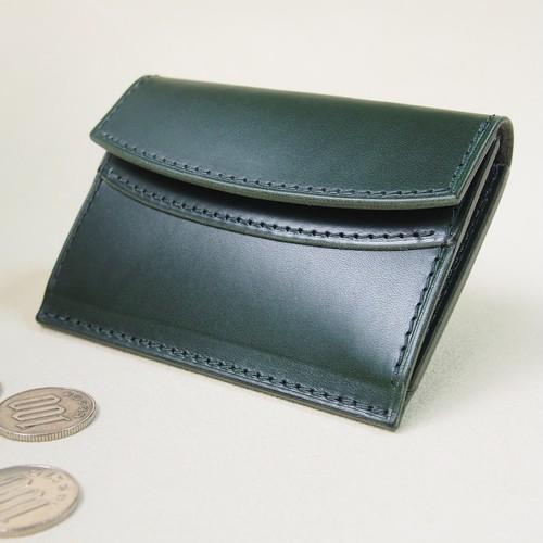 お財布みたいなコインケース#グリーン